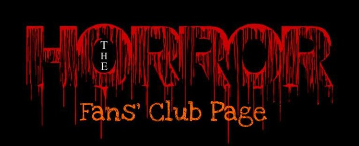 The Horror Fans'Club Page Chop Shop Custom Shirts & Apparel